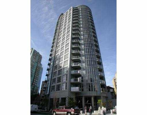 Main Photo: 1002 1050 SMITHE ST in Vancouver: West End VW Condo for sale (Vancouver West)  : MLS®# V540843