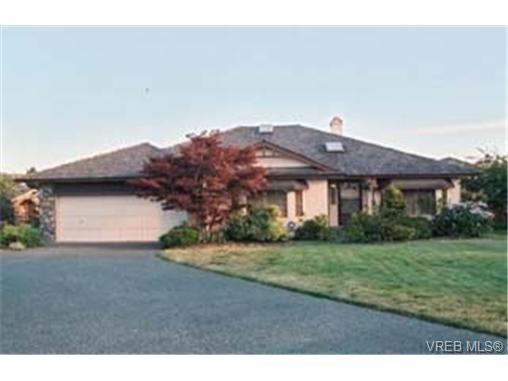 Main Photo: 1191 Woodheath Lane in VICTORIA: SE Sunnymead Single Family Detached for sale (Saanich East)  : MLS®# 332976