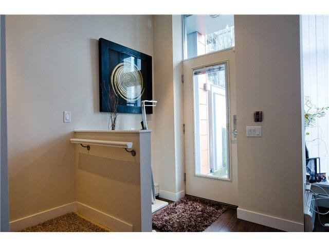 "Photo 11: Photos: 1839 CROWE Street in Vancouver: False Creek Townhouse for sale in ""THE FOUNDRY"" (Vancouver West)  : MLS®# V1077606"