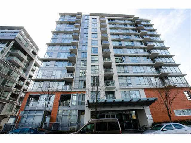 "Photo 2: Photos: 1839 CROWE Street in Vancouver: False Creek Townhouse for sale in ""THE FOUNDRY"" (Vancouver West)  : MLS®# V1077606"