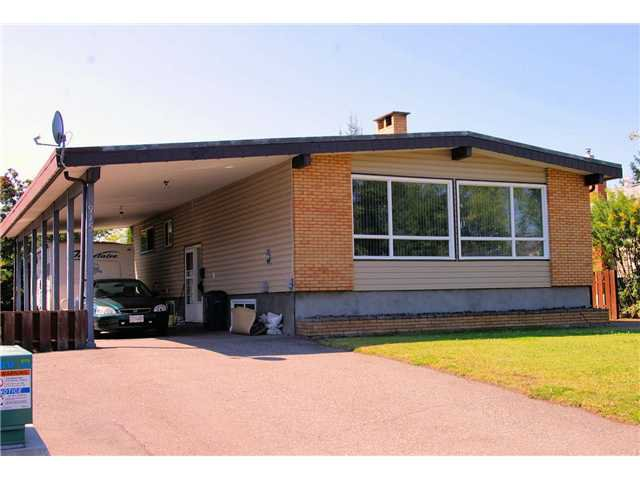 Main Photo: 915 VEDDER Crescent in Prince George: Spruceland House for sale (PG City West (Zone 71))  : MLS®# N239206