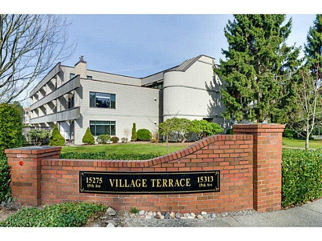 Main Photo: 203 15275 19 Avenue in White Rock: King George Corridor Condo for sale (South Surrey White Rock)  : MLS®# F1421433