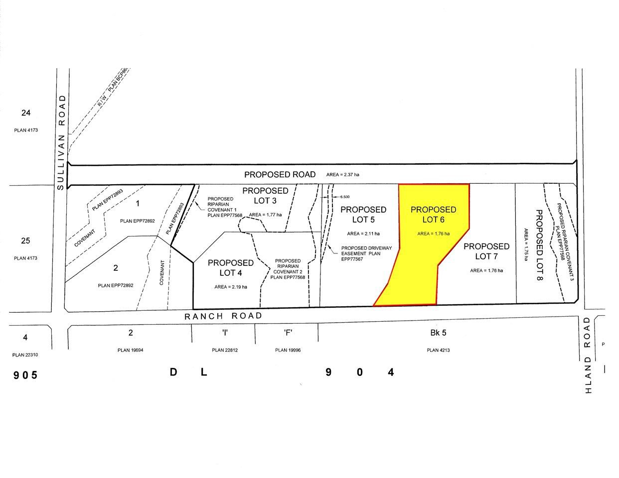 Main Photo: LOT 6 HARMAN ROAD: Roberts Creek Land for sale (Sunshine Coast)  : MLS®# R2227364