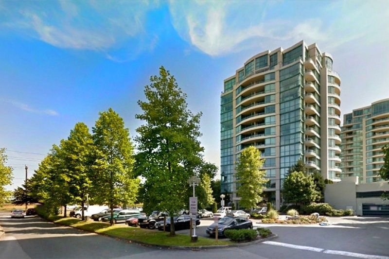 Main Photo: 508 8851 LANSDOWNE ROAD in Richmond: Brighouse Condo for sale : MLS®# R2351225