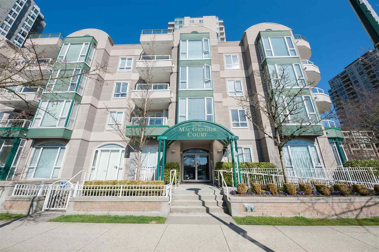 Main Photo: 301 - 3463 Crowley Dr in Vancouver: Collingwood VE Condo for sale (Vancouver East)  : MLS®# R2348430
