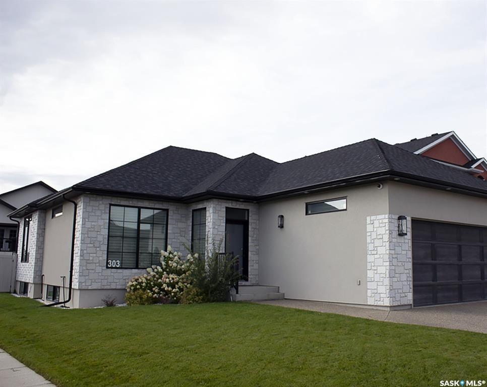 Main Photo: 303 Werschner Lane in Saskatoon: Rosewood Residential for sale : MLS®# SK795504