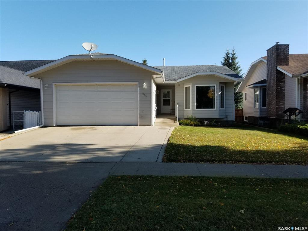 Main Photo: 265 3rd Avenue East in Unity: Residential for sale : MLS®# SK827488