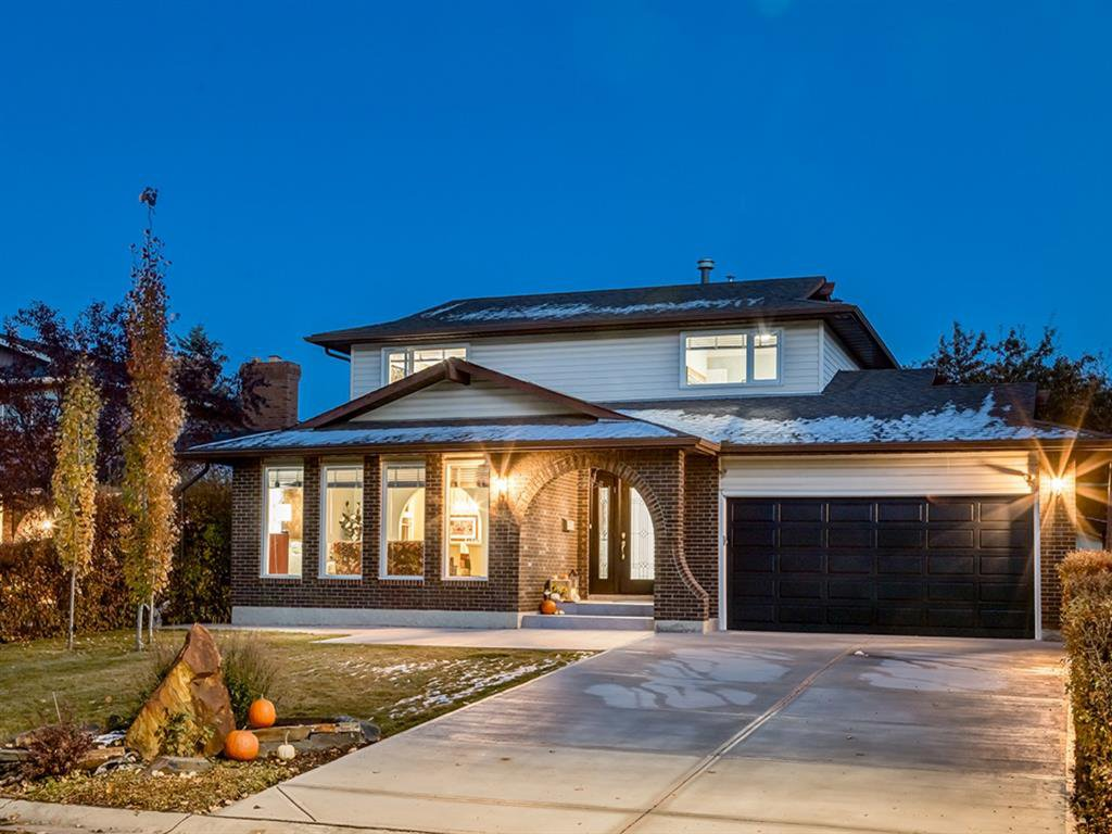 Main Photo: 211 Silvergrove Place NW in Calgary: Silver Springs Detached for sale : MLS®# A1042905