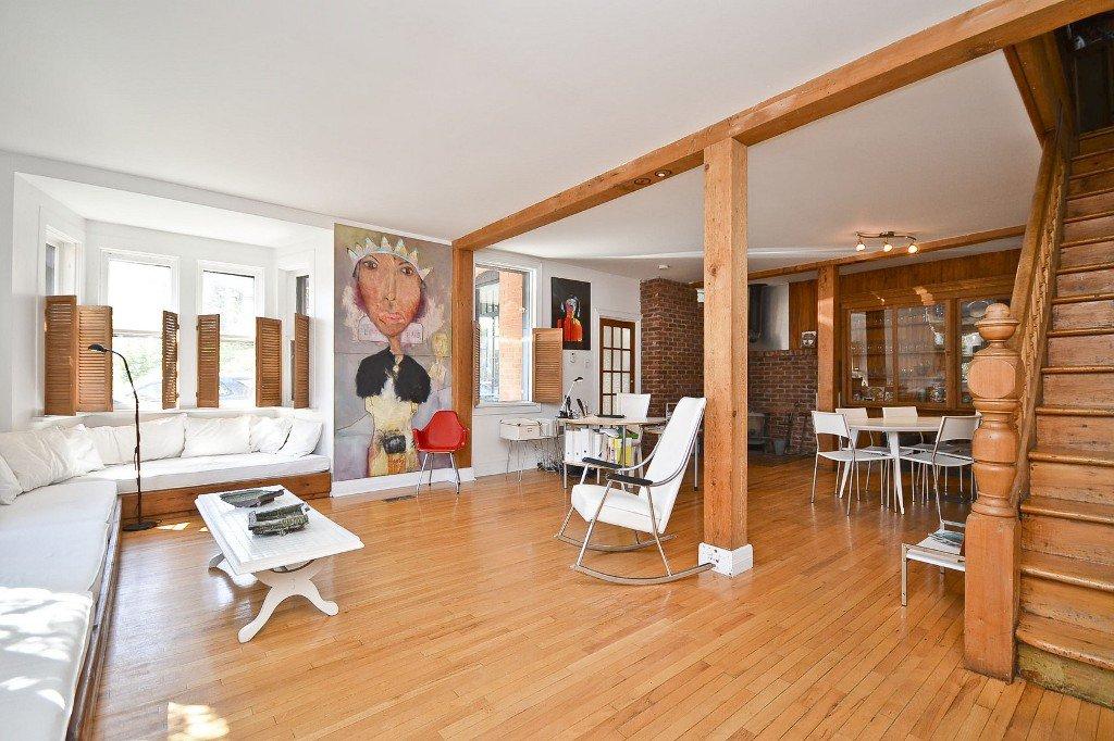 Photo 2: Photos: 66 Parent Av in OTTAWA: LowerTown Residential for rent ()  : MLS®# 835320