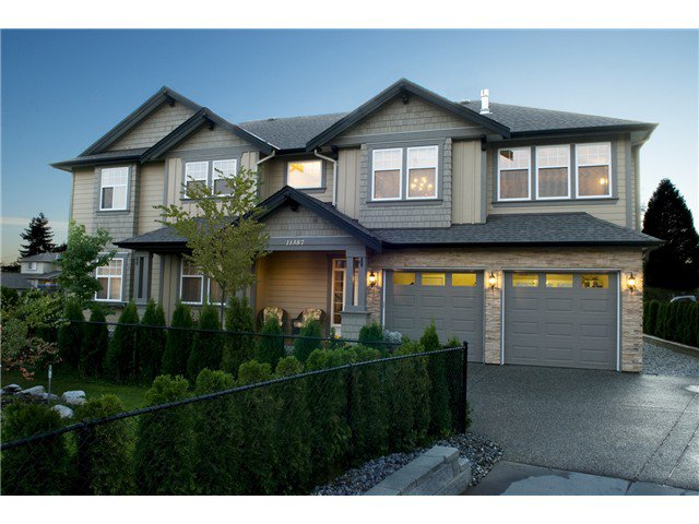 "Main Photo: 11387 240A ST in Maple Ridge: East Central House for sale in ""SEIGLE CREEK ESTATES"" : MLS®# V1016175"