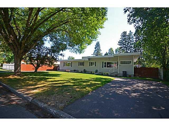 Main Photo: 1522 CEDAR Street in Prince George: Millar Addition House Duplex for sale (PG City Central (Zone 72))  : MLS®# N238620