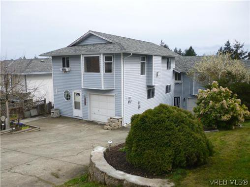 Main Photo: A 3325 Susan Marie Place in VICTORIA: Co Wishart North Residential for sale (Colwood)  : MLS®# 309889