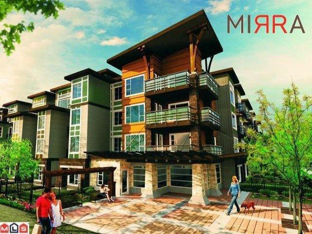 Main Photo: 403 13740 75A Avenue in Surrey: Condo for sale : MLS®# F1300644