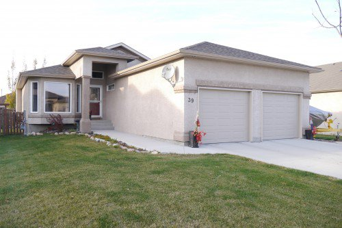 Main Photo: 39 Prairieview Drive: La Salle Single Family Detached for sale (Manitoba Other)  : MLS®# 1528949