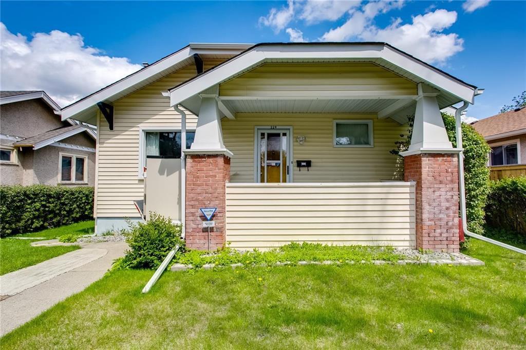 Main Photo: 224 8 AV NE in Calgary: Crescent Heights House for sale : MLS®# C4245594