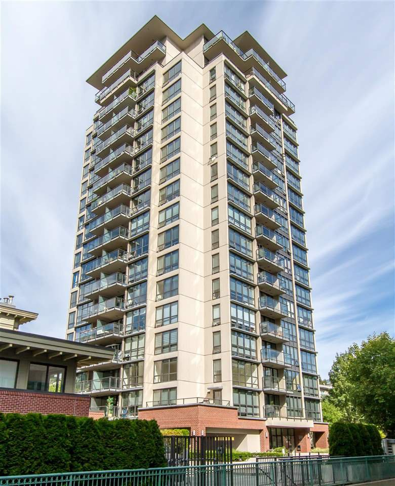 Main Photo: 1804 2959 GLEN DRIVE in Coquitlam: North Coquitlam Condo for sale : MLS®# R2398572