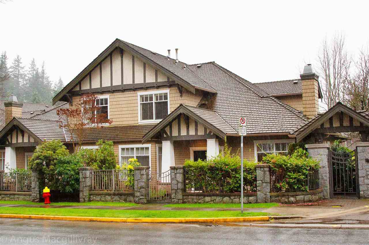 """Main Photo: 8 5650 HAMPTON Place in Vancouver: University VW Townhouse for sale in """"SANDRINGHAM"""" (Vancouver West)  : MLS®# R2426279"""
