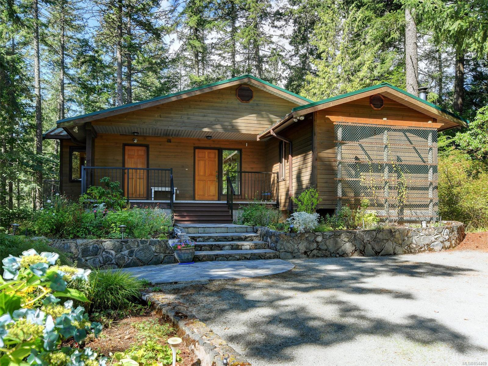 Main Photo: 4970 Prospect Lake Rd in : SW Prospect Lake House for sale (Saanich West)  : MLS®# 854469