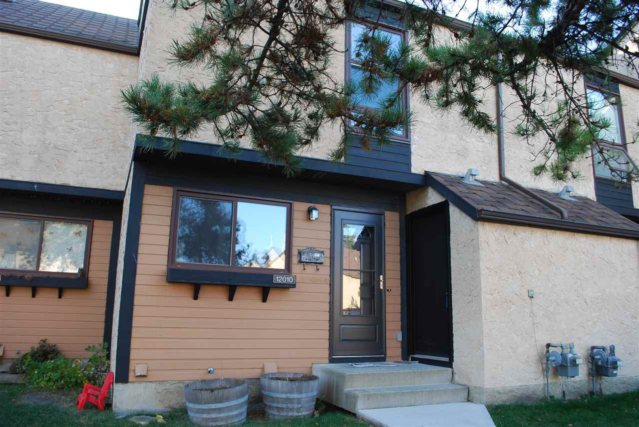Main Photo: 12010 25 Avenue in Edmonton: Zone 16 Townhouse for sale : MLS®# E4216271