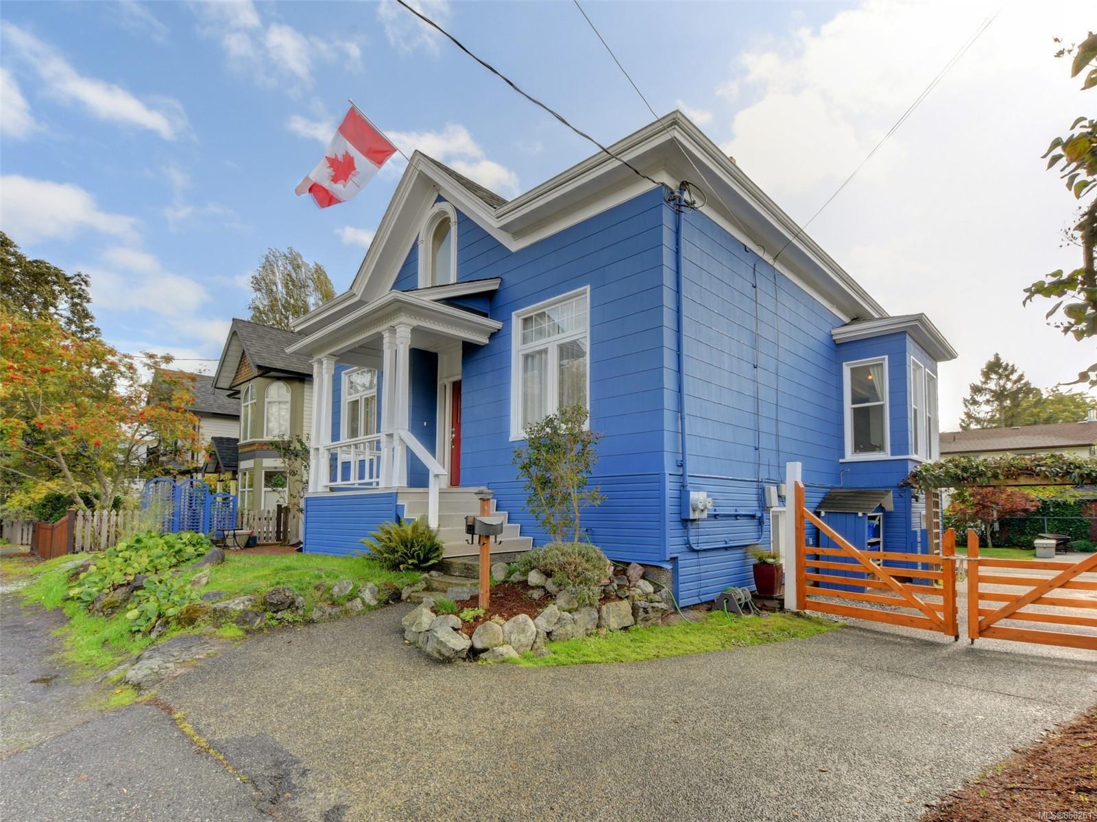 Main Photo: 1149 Grant St in : Vi Fernwood House for sale (Victoria)  : MLS®# 858261