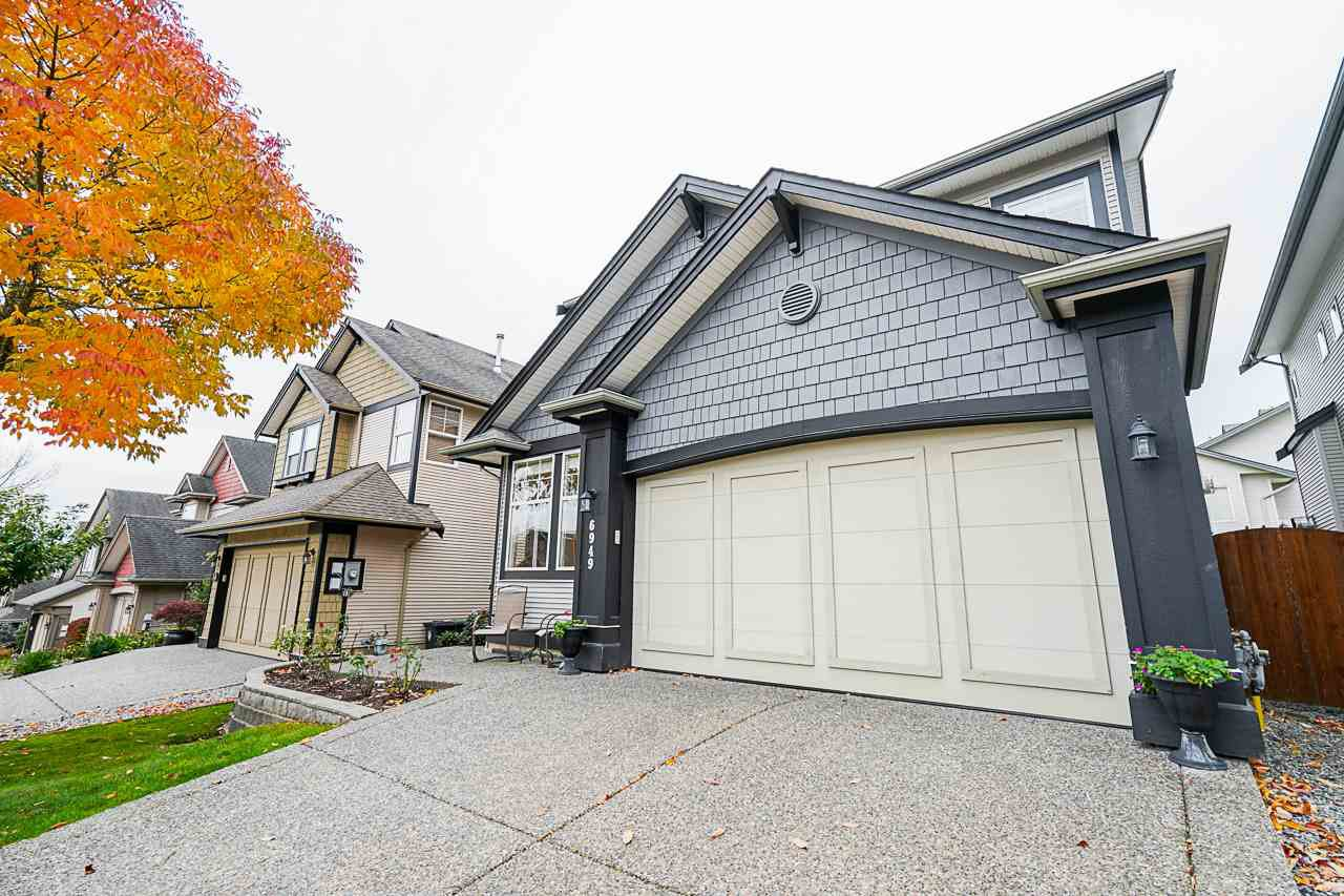 "Main Photo: 6949 198 Street in Langley: Willoughby Heights House for sale in ""Providence"" : MLS®# R2509288"
