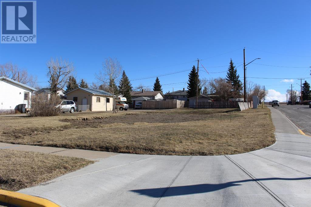 Main Photo: 686 Lacombe Street in Pincher Creek: Vacant Land for sale : MLS®# A1059983