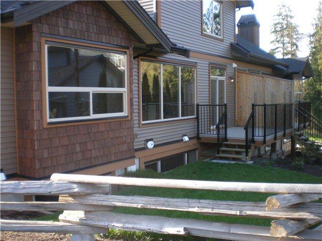 "Photo 7: Photos: 104 24185 106B Avenue in Maple Ridge: Albion House 1/2 Duplex for sale in ""TRAILS EDGE"" : MLS®# V1000386"