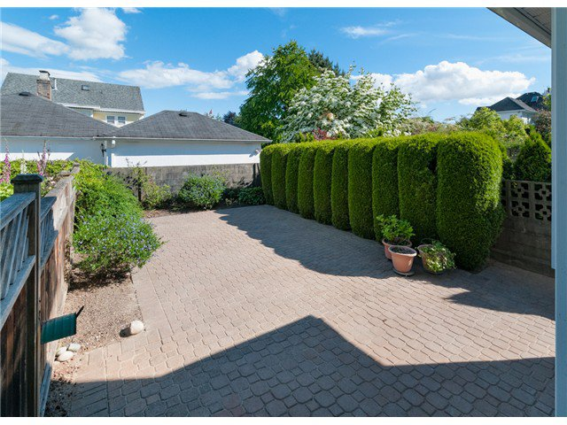 """Photo 15: Photos: 224 4TH AV in New Westminster: Queens Park House for sale in """"QUEEN'S PARK"""" : MLS®# V1014040"""