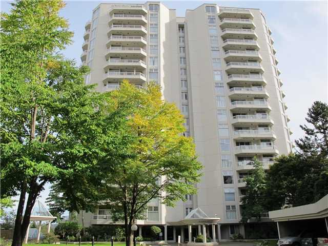 Main Photo: # 1701 69 JAMIESON CT in New Westminster: Fraserview NW Condo for sale : MLS®# V1030926