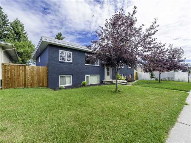Main Photo: 128 40 Avenue NW in CALGARY: Highland Park 4Plex for sale (Calgary)  : MLS®# C3628697
