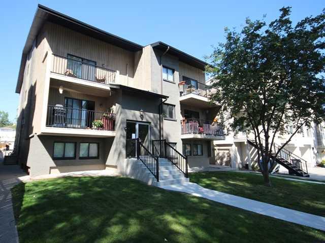 Main Photo: 5 2407 17 Street SW in Calgary: Bankview Condo for sale : MLS®# C3630664
