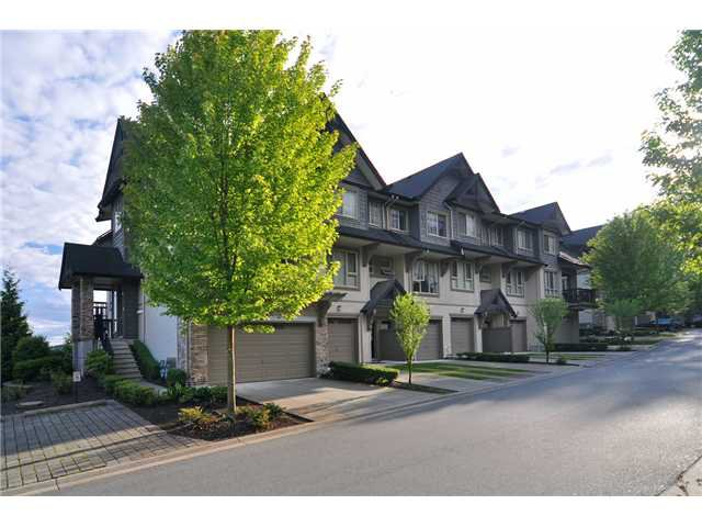 Main Photo: # 16 1362 PURCELL DR in Coquitlam: Westwood Plateau Townhouse for sale : MLS®# V1066901