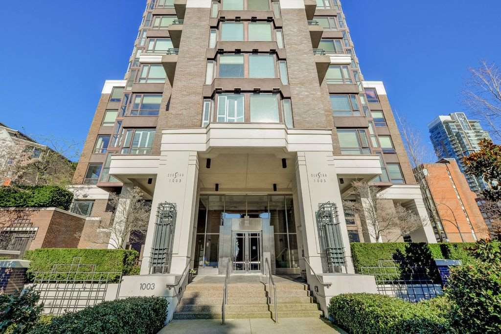 Main Photo: 602 1003 PACIFIC STREET in Vancouver: West End VW Condo for sale (Vancouver West)  : MLS®# R2047214