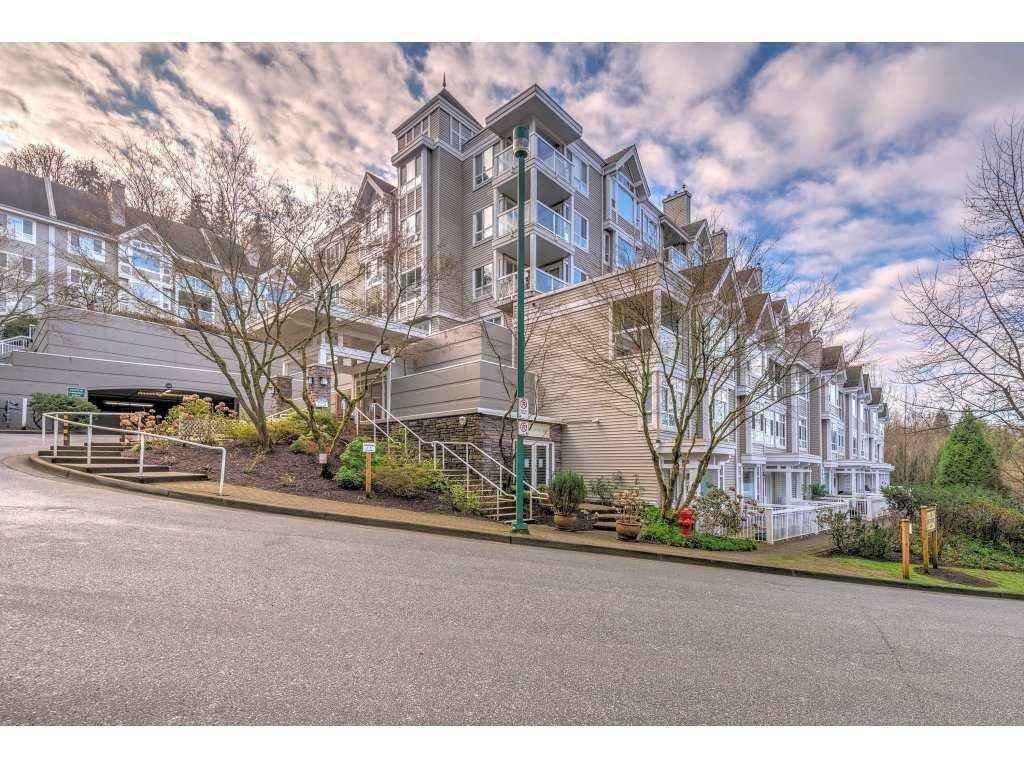 Main Photo: 105 3033 TERRAVISTA PLACE in Port Moody: Port Moody Centre Condo for sale : MLS®# R2334845