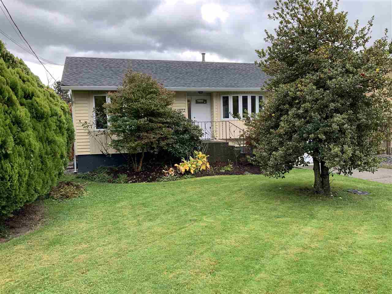 Main Photo: 45572 HERRON Avenue in Chilliwack: Chilliwack N Yale-Well House for sale : MLS®# R2411384