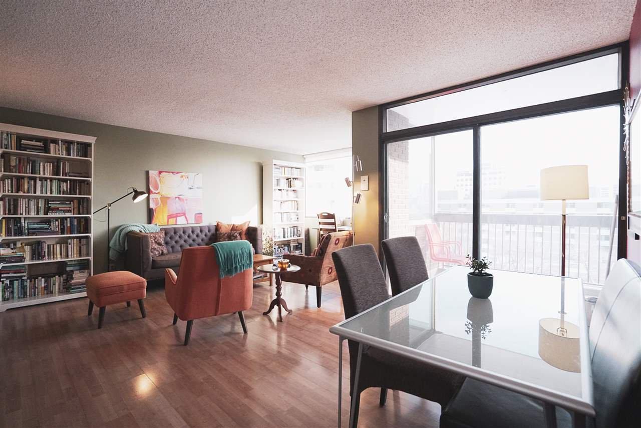 Photo 14: Photos: 904 10025 113 Street in Edmonton: Zone 12 Condo for sale : MLS®# E4184015