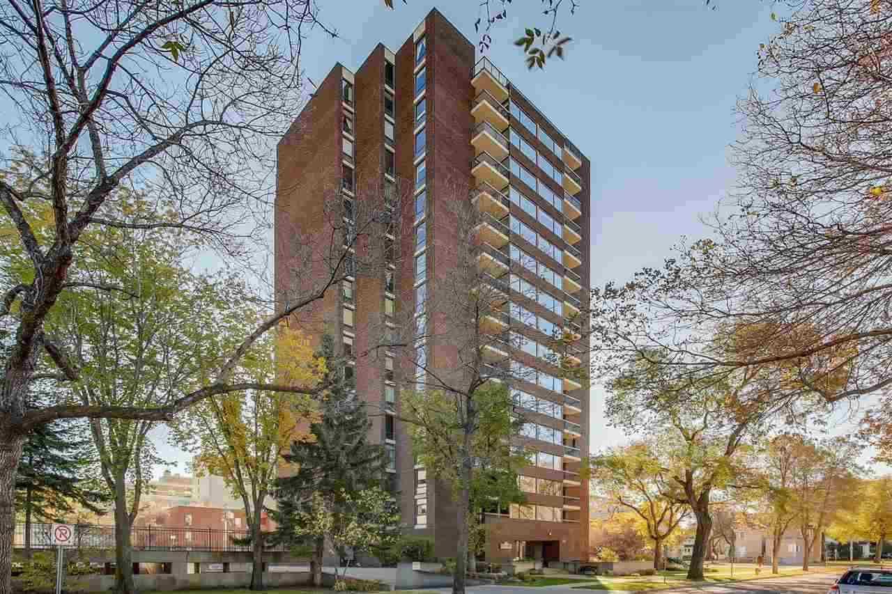 Photo 2: Photos: 904 10025 113 Street in Edmonton: Zone 12 Condo for sale : MLS®# E4184015