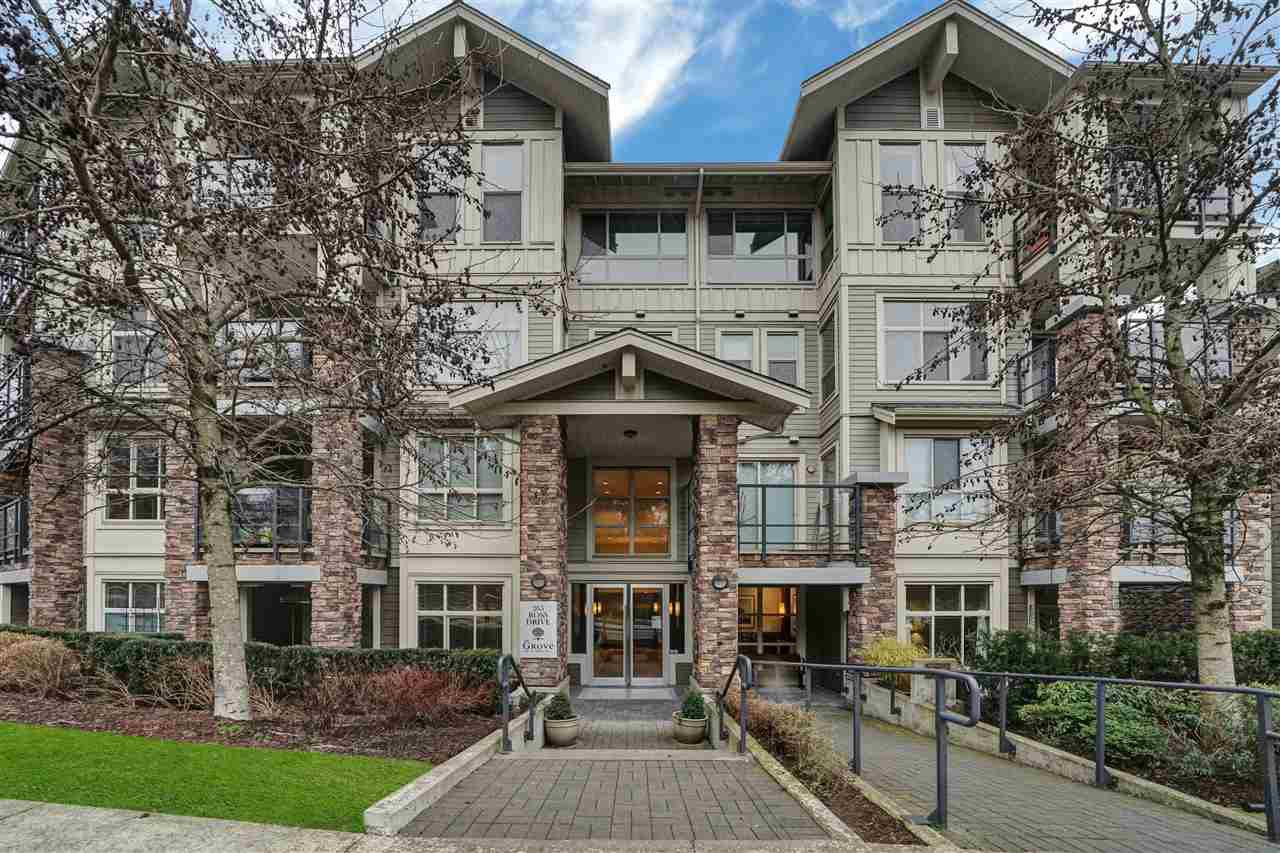 Main Photo: 103 265 ROSS Drive in New Westminster: Fraserview NW Condo for sale : MLS®# R2441955
