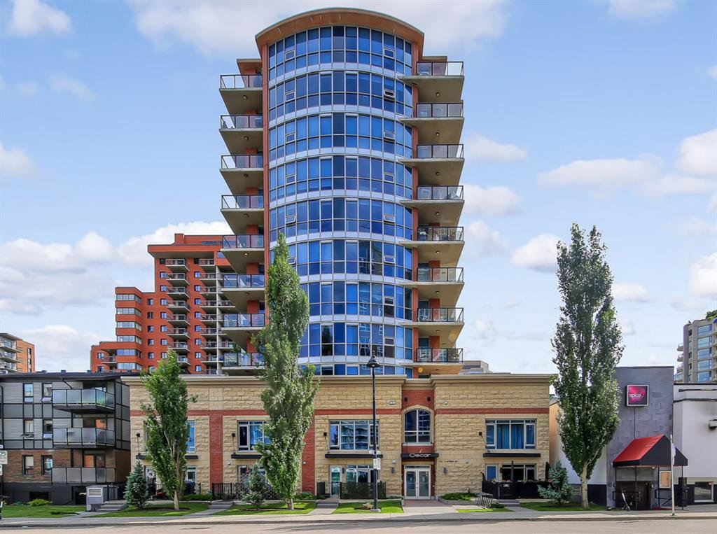 Main Photo: 303 735 2 Avenue SW in Calgary: Eau Claire Apartment for sale : MLS®# A1012643