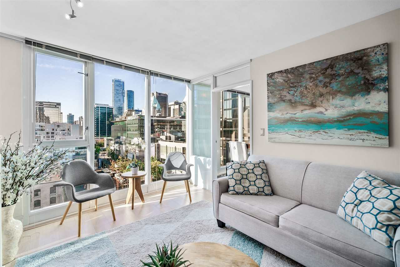 """Main Photo: 1002 822 SEYMOUR Street in Vancouver: Downtown VW Condo for sale in """"L'Aria"""" (Vancouver West)  : MLS®# R2507904"""