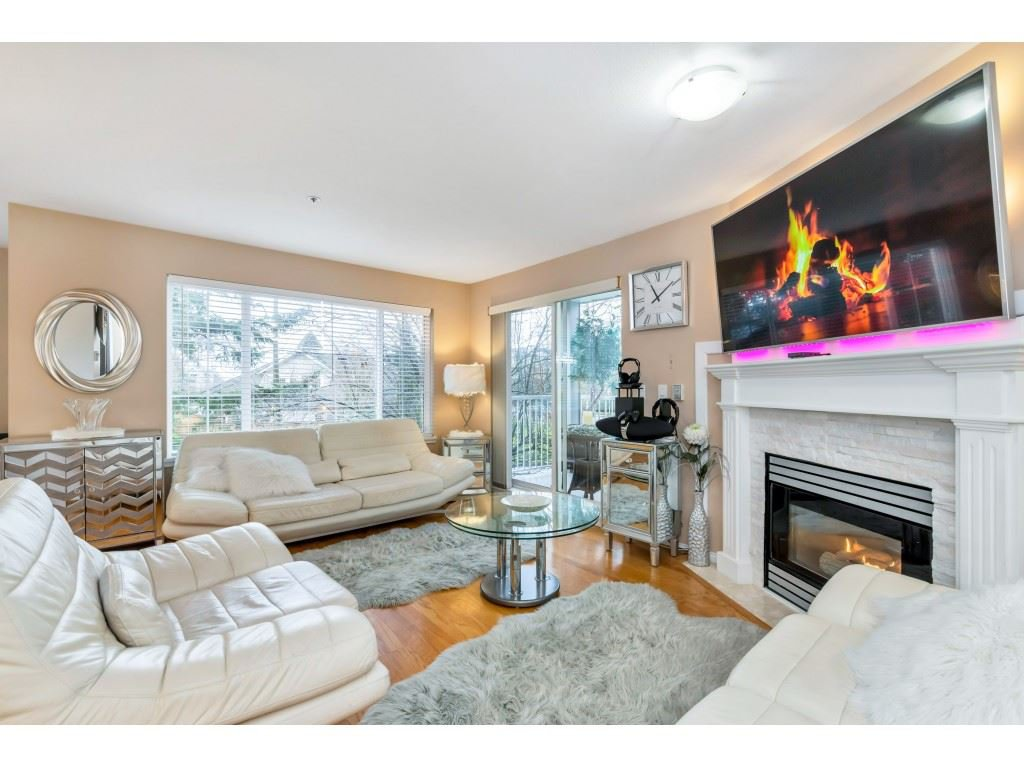 "Main Photo: 212 5465 201 Street in Langley: Langley City Condo for sale in ""BRIARWOOD PARK"" : MLS®# R2528409"