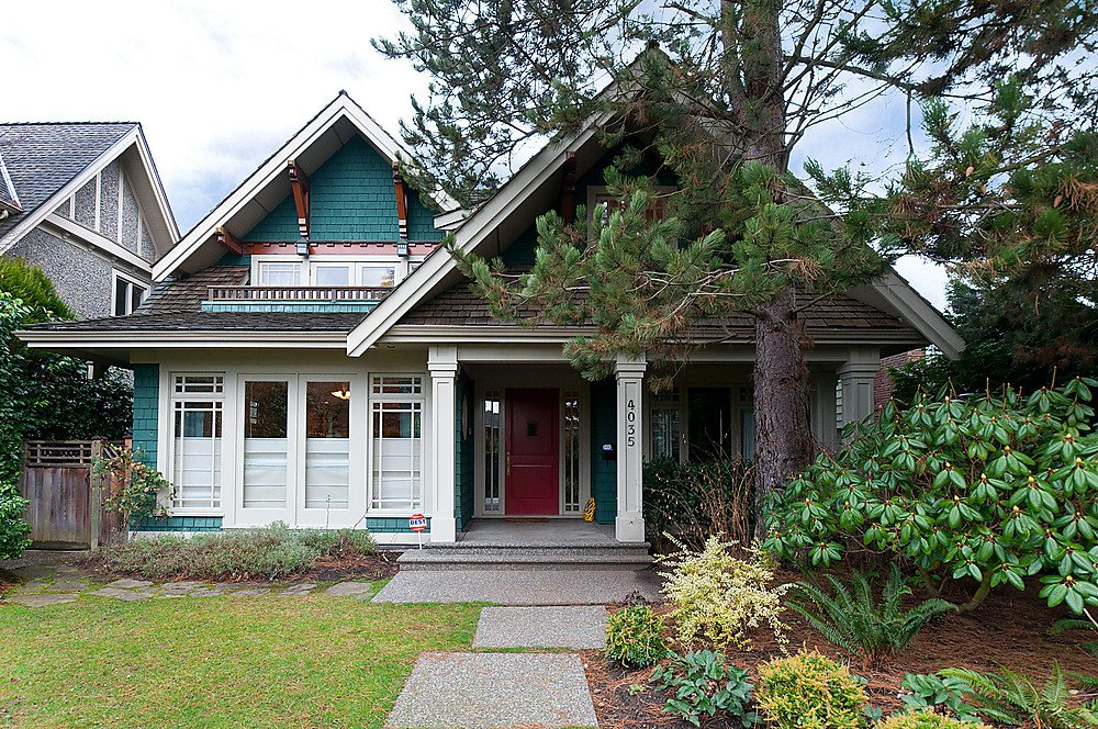 Main Photo: 4035 W 27TH Avenue in Vancouver: Dunbar House for sale (Vancouver West)  : MLS®# V931821