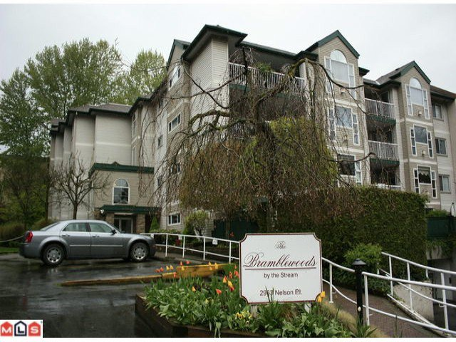 "Main Photo: 312 2963 NELSON Place in Abbotsford: Central Abbotsford Condo for sale in ""BRAMBLEWOODS BY THE STREAM"" : MLS®# F1210848"