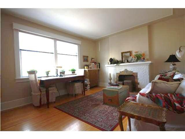 """Main Photo: # 305 1545 W 13TH AV in Vancouver: Fairview VW Condo for sale in """"The Leicester"""" (Vancouver West)  : MLS®# V1001189"""