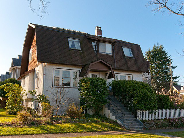Main Photo: 3775 COLLINGWOOD Street in Vancouver: Dunbar House for sale (Vancouver West)  : MLS®# V1020634