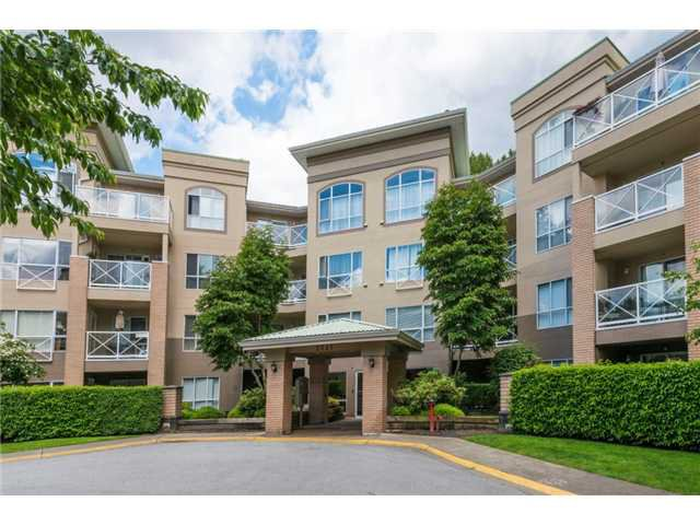 Main Photo: # 205 2551 PARKVIEW LN in Port Coquitlam: Central Pt Coquitlam Condo for sale : MLS®# V1040597