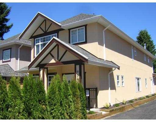 "Main Photo: 9093 STEVESTON Highway in Richmond: South Arm House for sale in ""STEVESTON MEWS"" : MLS®# V599463"