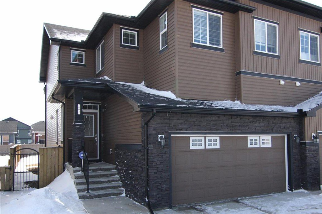 Main Photo: 482 Boulder Creek Way in Langdon: Residential Attached for sale : MLS®# C3606577