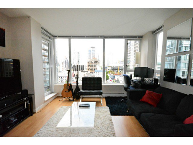 Main Photo: # 1201 1001 RICHARDS ST in Vancouver: Downtown VW Condo for sale (Vancouver West)  : MLS®# V1057318