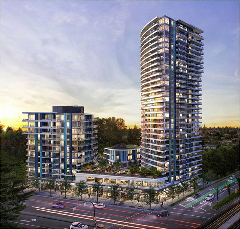 Main Photo: 1106 at Northwest by Onni in : Cambie Condo  (Vancouver West)